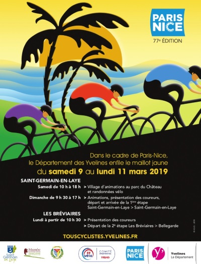 tcy paris nice 2019 affiche mini